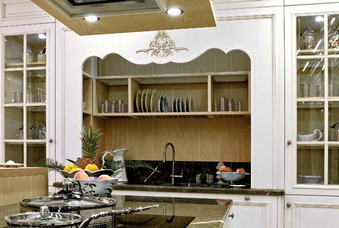 Кухня London FM Bottega d\'Arte